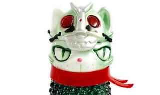 2019年3月15日より「石ノ森章太郎 ART TOY FES. in UMEDA」開催決定! そこでよろず雑貨えびねこ屋が「えびねこ仮面ライダー新2号ver.」を発売!