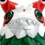2019年3月15日より「石ノ森章太郎 ART TOY FES. in UMEDA」開催決定! そこでDAN氏が「kaiju POGOLA 仮面ライダーV3ver.」を発売!