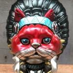 JUNGLE名古屋店にて開催中の「タツノコラボVOL.2名古屋」にて、くいだおれトイの「Spirit of Nyanzeon x YATTER MAN(GAN-CHAN Color)」を2019年3月31日に店頭にて抽選販売!