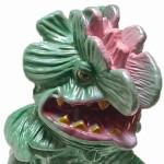 2019年3月6日からの「エレガブとガム太郎 たのしい怪獣展」でガム太郎氏が個展限定で「多肉怪獣 ゴビラ第2期彩色版」発売!