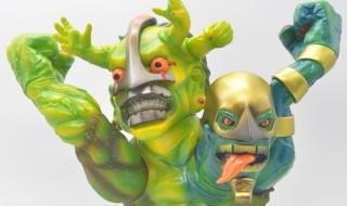 2019年3月10日に「第8回ドキドキ大阪ソフビ万博」開催! そこでSTUDIO24が「And1]の最新バージョン「(オウムグリーンver.」を発売!