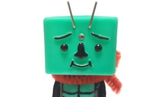 2019年3月15日より「石ノ森章太郎 ART TOY FES. in UMEDA」開催決定! そこでDEVILROBOTSが「MINI TO-FU  仮面ライダー旧1号ver.ソフビ」を発売!