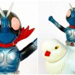 2019年3月15日より「石ノ森章太郎 ART TOY FES. in UMEDA」開催決定! そこでSwimmyDesignLabは「仮面ライダー旧1号」と「とりレース」の新たな限定版を発売!