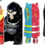 2019年3月15日より「石ノ森章太郎 ART TOY FES. in UMEDA」開催決定! そこでUNBOX INDUSTRIESが「CHUNK」&「Dylie」の石ノ森カスタムを発売!