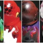 2019年3月10日に「第8回ドキドキ大阪ソフビ万博」開催! そこでユーキデイドリーマーが人気の「タコツボン」新バージョンなどを発売!
