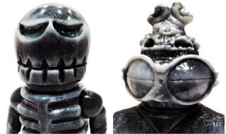 2019年3月10日に「第8回ドキドキ大阪ソフビ万博」開催! そこでSCIENCE PATROL合同会社が「WILD HUNT」&「遮光器土偶」の新バージョンを発売!