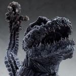 ただ今、プレミアムバンダイ限定で「デフォリアル ゴジラ(2016)凍結Ver.」の予約受付中!