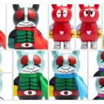 2019年3月15日より「石ノ森章太郎 ART TOY FES. in UMEDA」開催決定! そこでUAMOU氏が代表作「ウアモウ」の石ノ森原作カスタムを発売!