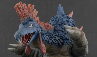 2019年3月26日17時締切でX-PLUSが「大怪獣シリーズ フェミゴン ナイトカラーVer.」を予約受付中!