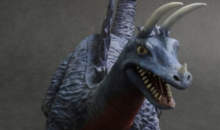2019年4月9日17時締切でX-PLUSが「大怪獣シリーズ キングザウルス三世 Ver.2」を予約受付中!