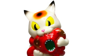 2019年4月26日より銀座ロフトにて「混沌の大クトゥルフ博」開催決定! 参加アーティスト・こなつ氏の新作「ウルタールの猫」を紹介!