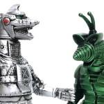 2019年4月27日より開催される「ゴジラじゃない方展」にてマルサンが新作限定「MG&MOGERA Set Made in JAPAN」を発売!