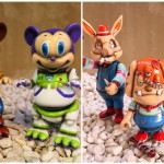 2019年4月25日0時〜2019年4月27日23時59分締切でBlackBook Toyがアーティスト・Marvel Okinawaワンオフ「Andy' s toys one offs」を抽選販売