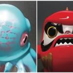 2019年5月2日からの「Thailand Toy Expo」でユーキデイドリーマーの「タコツボン」新バージョンと最新作「ダルマサンダ」がデビュー!