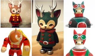 2019年5月7日より「石ノ森章太郎 ART TOY FES. in YOKOHAMA」開催決定! そこで人気アーティスト・ひなたかほり氏とイラストレーター・0313氏、レッドシャークの石ノ森コラボレーション限定の再販登場!