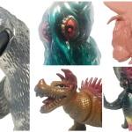 毎月恒例のマルサン通販は2019年4月15日締切! 東宝怪獣から「ゴジラB/Oスタイル」「ヘドラ450」「モスラ450」「アンギラス350」「ゲゾラ350」の新作をラインナップ!
