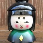 2019年5月5日の「第二回創作ソフビ決起集会」で新メーカー・reborntoyがデビュー! こけしなソフビ「シケコ」登場!