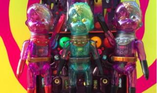 2019年5月5日の「第二回創作ソフビ決起集会」へkikiが参加! そこで「kiki(キキ)の人造少年シリーズ パラノイドエック」発売開始!
