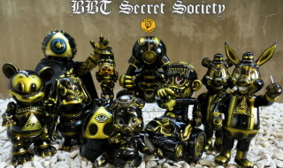 2019年5月22日0時〜2019年5月24日23時59分締切でBlackBook Toyが「BBT Secret Society Members one off by Marvel Okinawa」を抽選販売!