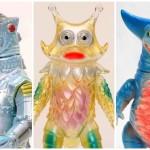 毎月恒例10日締切のブルマァク通販情報!! 今回は東宝怪獣から「メカゴジラ」、円谷プロ怪獣から「ギロ星獣」と「リトルゴモラ」だ!