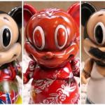 2019年5月10日0時〜2019年5月12日23時59分締切でBlackBook Toyが「Mousezilla one offs Lottery」を抽選販売!