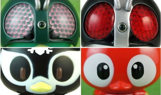 2019年5月22日より「『石ノ森章太郎 ART TOY FES.』 IN IKEBUKURO」開催! そこでPAWRETTAが「コスプレみかんかっぱ」の石ノ森コラボバージョン再販を抽選販売!