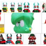 2019年5月22日より「『石ノ森章太郎 ART TOY FES.』in IKEBUKURO」開催! 全国で発売された参加アーティストによる再販モノ一覧を紹介!