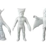 2019年5月発表の[東映レトロソフビコレクションM(ミドル)]原型スクープは『超人バ ロム・1』の「カミゲルゲ」「モグラルゲ」「ハネゲルゲ」だ!