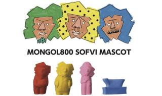 TOWER RECORDS対象店舗にて中空工房製の「MONGOL800 SOFVI MASCOT」絶賛発売中!