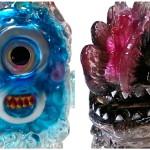 2019年6月30日の「スーパーフェスティバル81」に立体怪獣作家のgumaro氏が参加! そこで「最果て宇宙人ムゲン(Mugenz」&「多肉怪獣ゴビラ」の新色を発売!