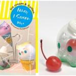 2019年7月5日よりイラストレーター&キャラクターデザイナーとして活動するせり⭐︎のりか氏が個展「Ice cream & coffee. FANCY I SCREAM TOKYO」を開催!