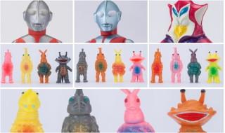 2019年6月8日から「マルサン玩具まつり2019初夏」開催! 販売情報第2弾はやまなやから! 「「復刻ブルマァク ミニ怪獣」や「怪獣郷』「銀河連邦」から多数の新作を公開!