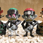 2019年6月12日0時〜2019年6月14日23時59分受付で、BlackBook Toyが気になるカスタム「Lowbrow Gang one offs by Marvel Okinawa」を抽選販売!