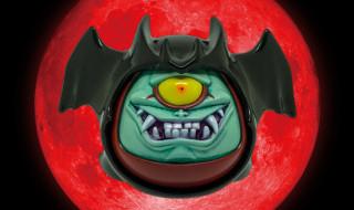 MONSTER MINDから超気になる「真目鉄頭シリーズ デビルマン × 鉄頭悪魔」登場! その「ノーマルバージョン」&「蓄光バージョン」をただ今、予約受付中!