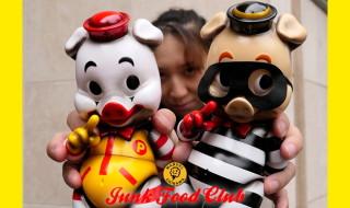 2019年6月28日0時〜2019年6月30日23時59分受付でBlackBook ToyがMarvel Okinawa氏の気になるカスタム「Junk Food Club one offs」を抽選販売!