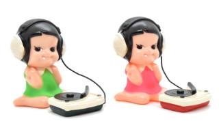 2019年6月22日20時よりショップ・ELECTRIC TOYS限定で、ラヂオレコーダーズ製「ポータブルポップちゃん」のネオングリーン&ネオンピンク2種発売開始!