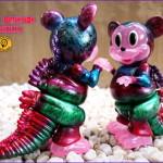 2019年7月19日0時〜2019年7月21日23時59分受付でBlackBook ToyがMarvel Okinawa氏彩色の極少数限定「Mousezilla」抽選販売!