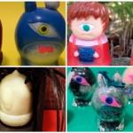 2019年7月28日の「WF2019夏」へDDL★どんぐりドラゴンロードが出店! [怪奇童謡指人形]の新作たちをずらり準備中だぞ!