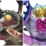 ドリームロケットがネットショプにて[怪忍獣包囲陣シリーズ]新作の「甲虫怪獣アゴン」「大ガニ怪獣ざばみ」を予約受付中!