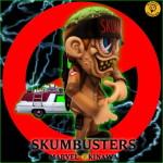 2019年7月26日0時〜2019年7月28日23時59分受付でBlackBook ToyがMarvel Okinawa氏のワンオフ「SKUM BUSTERS one off by Marvel Okinawa」を抽選販売!