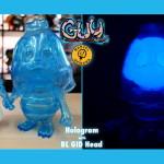 2019年8月25日0時よりBlackBook Toyが「GUY」新作の「Hologram with BL GID head」を発売開始!