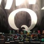 東京・中野のギャラリー&ショップ・墓場の画廊の「ウルトラQ展~墓場の怪獣大行進~」開催中にU.S.TOYSソフビ限定版が大集合な「BBオールスターズ」が行われたのだ!