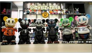 2019年8月30日0時〜2019年9月1日23時59分受付でBlackBook Toyが「SHOWBIZ-ZILLA one offs by Marvel Okinawa」全6種を抽選販売!