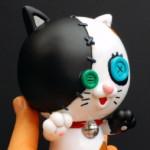 2019年9月7日から開催の「ART CREATOR 女子会 in SEIBU SHIBUYA」にアーティストユニット・MAMESのchami氏が「ミディボタン 三毛猫カスタム」を発売!