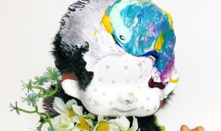 2019年9月7日からの「ART CREATOR 女子会 in SEIBU SHIBUYA」内で開催される「モンチッチコラボ」に画家・ナガモトマイ氏が参加!
