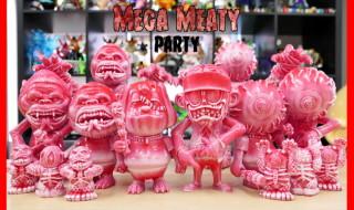 2019年9月27日0時〜2019年9月29日23時59分の期間限定でBlackBook Toyが肉成型10種一挙リリースの「MEGA MEATY PARTY」開催!