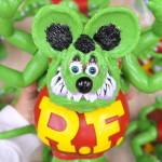 2019年9月14日0時よりBlackBook Toyにて大注目の「Asura Rat Fink OG」が再販されるぞ!
