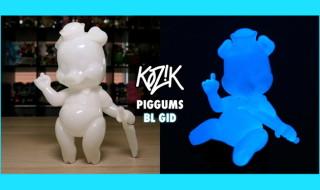 2019年9月20日0時よりBlackBook Toyが「Piggums」新作として「BL GID」を発売開始!