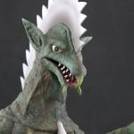 2019年9月10日17時締切でX-PLUSが「大怪獣シリーズ グロンケン」を予約受付中!