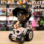 2019年9月7日0時〜2019年9月8日23時59分受付でBlackBook Toyが「Beatnik Hot Rod Gang HELL RIDE one off by Marvel Okinawa」を抽選販売!